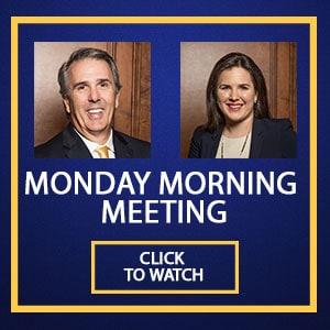 Monday morning meeting