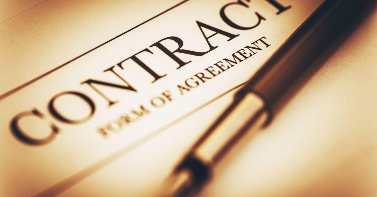 dangerous client contract